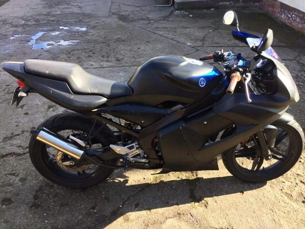 Yamaha Tzr 50 2006 R Polecam Opinie I Ceny Na Ceneo Pl