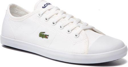 21b8c2ecb2ac39 Sneakersy LACOSTE - Lerond 318 3 Caj 7-36CAJ0014B53 Wht Pnk - Ceny i ...