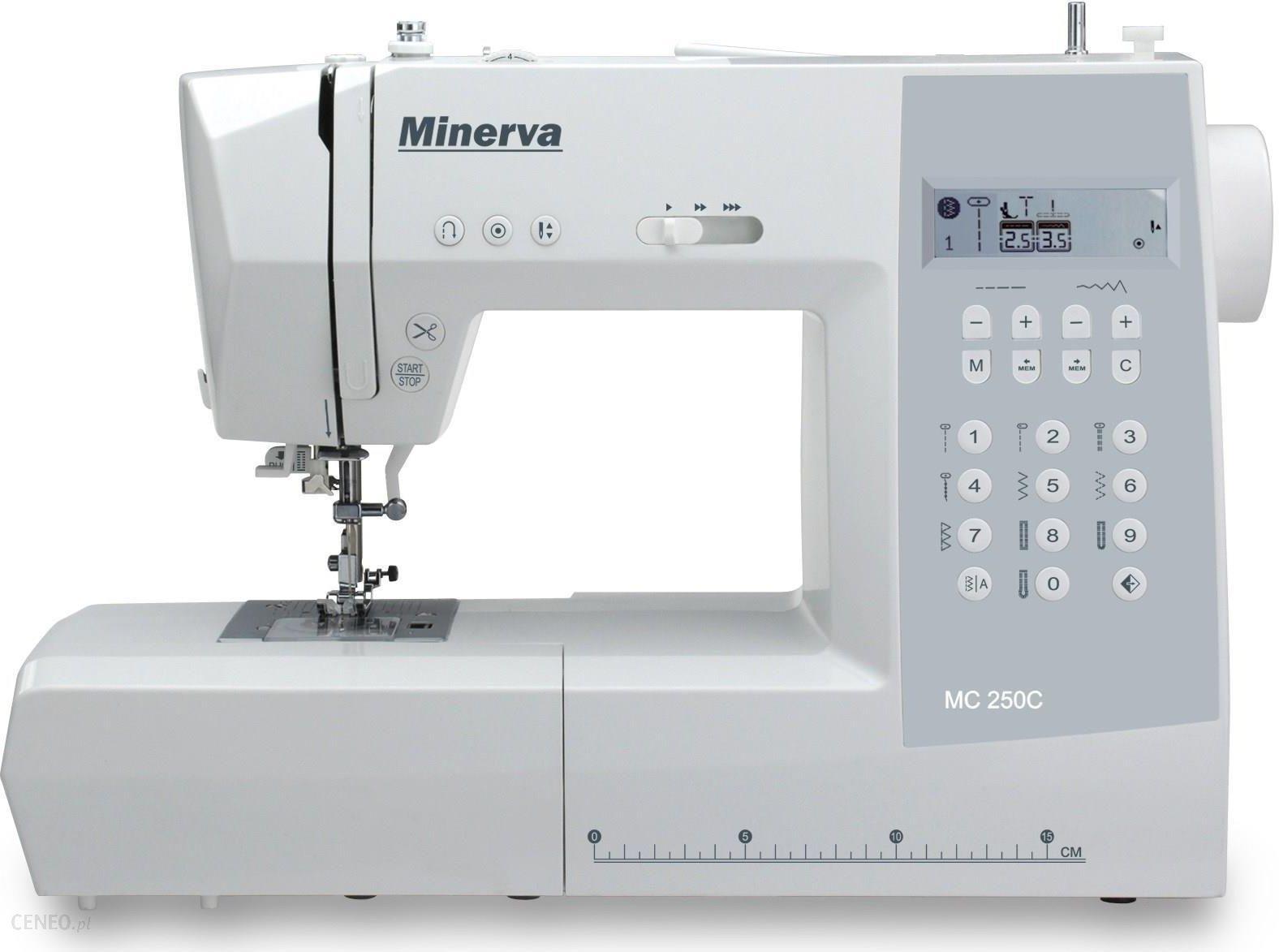 maszyna do szycia Minerva