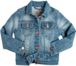 33625afb068453 Cool Club, Kurtka jeansowa dziewczęca, ...
