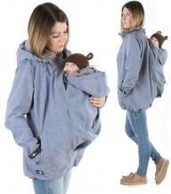 e49632e0185ec Fun2BEmum ENIGMA- kurtka 3w1 (S) - kurtka dla dwojga do chusty i nosidła