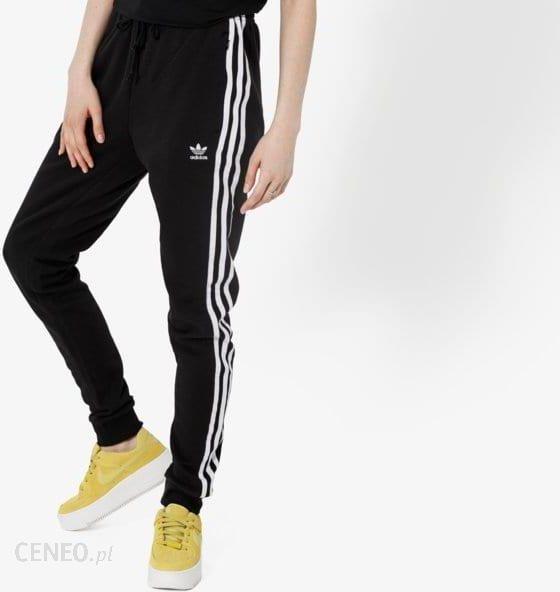 Spodnie damskie adidas D2M 3S Pant czarne DS8732 Cena