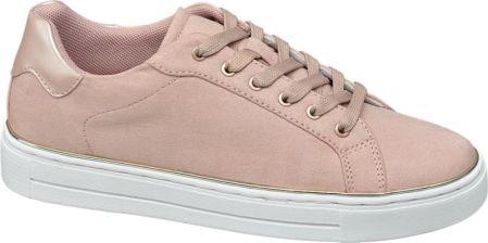 rozmiar 40 sprzedawane na całym świecie urok kosztów Deichmann sneakersy damskie różowe Eur 39 - Ceny i opinie ...