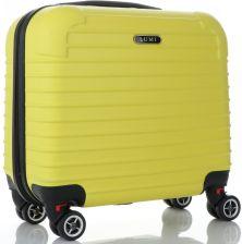 0c9538b42bcd0 Walizka kabinówka typu Business na 4 kółkach renomowanej marki Lumi Żółta  (kolory) ...