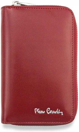 152581b12ae64 Oryginalny portfel skórzany Pierre Cardin z RFID - Ceny i opinie ...