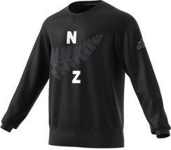 Bluza męska All Blacks Coll Crew Adidas (black) Ceny i opinie Ceneo.pl