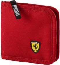 5bfe529077666 Portfel Scuderia Ferrari Fanwear Wallet Puma (rosso corsa)