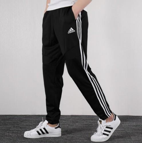sprzedaż online nowe obrazy niższa cena z Spodnie Adidas dresy prosta nogawka czarne 24H D95924