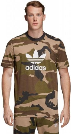 f82e24afc Koszulka adidas Originals Camouflage Trefoil - DV2067