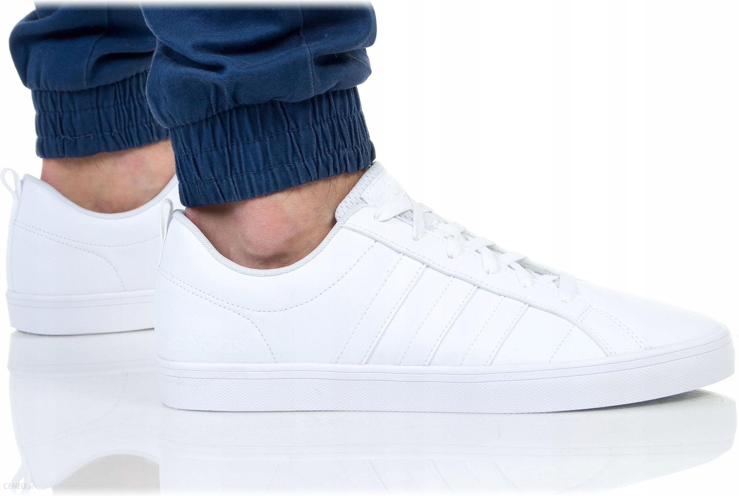 adidas białe buty vs pace