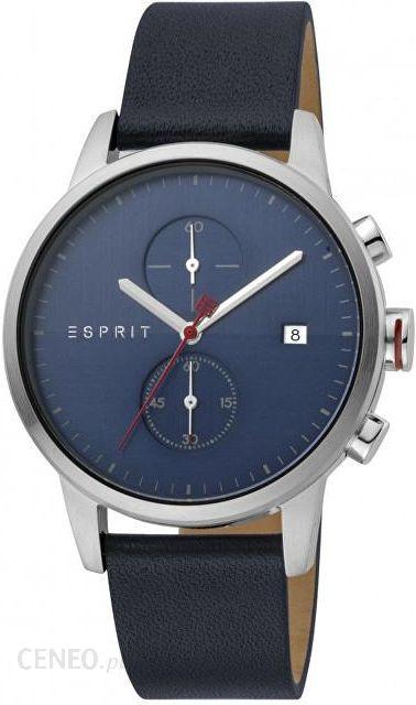439511053a090 Esprit Linear Silver D.Blue Es1G110L0015 - Zegarki - Ceny i opinie ...