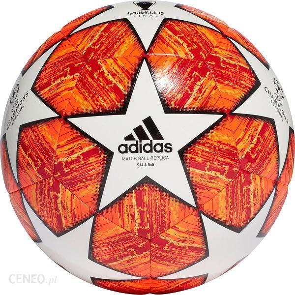 ca44c269d Adidas Piłka Nożna Uefa Champions League Finale Madrid 5X5 Sala Active  Red/Scarlet/White