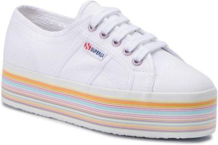 dbb0bada41b73 Tenisówki SUPERGA - 2790 Multicolor Cotw S00FCR0 White Multicolor ...
