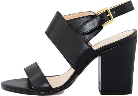 Nine West GLEACE Sandały blackwhite