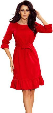 606d14e56b Sukienka tunika oversize ECHO ZITA elegancka r M - Ceny i opinie ...