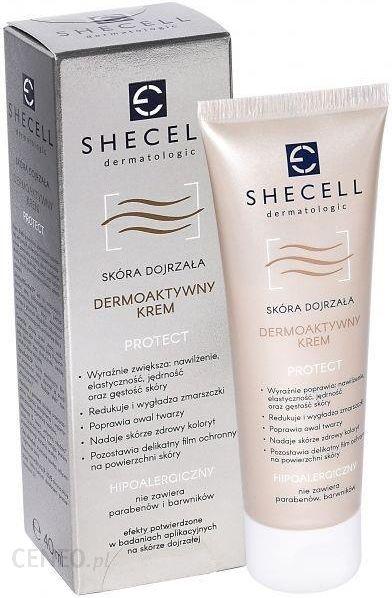 Krem do twarzy Celther Shecell Dermatologic Protect Dermoaktywny