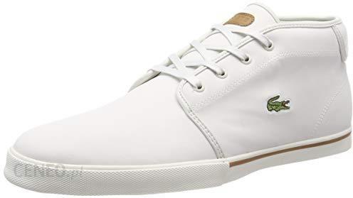 c91bdad89 Amazon Lacoste Ampthill 119 1 CMA wysokie buty sportowe męskie - - 46 EU -  zdjęcie