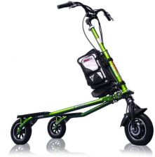 Trikke Tribred T78 Air Delux Freerein