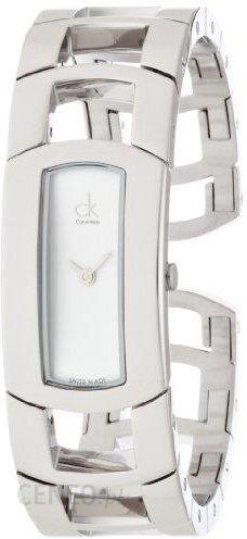 ec314f493 Amazon Calvin Klein damski zegarek na rękę CK Dress analogowy kwarc stal  nierdzewna k3y2 m116 -