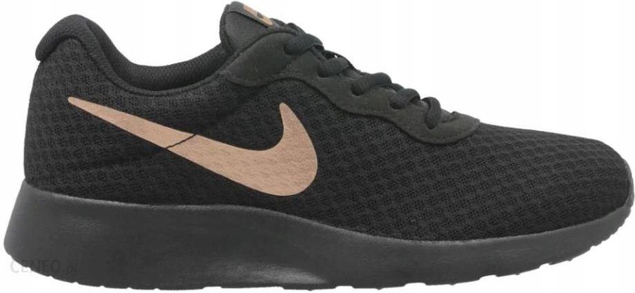 nowy autentyczny 100% jakości stabilna jakość 37,5 Buty Nike Tanjun Wmns 812655-005 Czarne - Ceny i opinie - Ceneo.pl