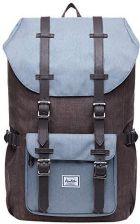 13bd3895d0a02 Amazon KAUKKO plecak studencki plecak 17 cali do 15 cali notebook luźne  plecaki dzienne uczniowie torba