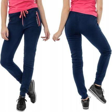 555ed3eb66234e Tchibo Spodnie rekreacyjne o długości 3/4, szare nakrapiane - Ceny i ...