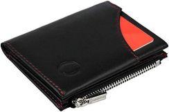 f0531ad6ed3ce Amazon Smart Wallet z kieszenią na monety - Mini-portfel z prawdziwej skóry  z ochroną