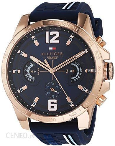 c0176af532204 Amazon Tommy Hilfiger wielofunkcyjna zegarek męski Decker 1791474 - zdjęcie  1