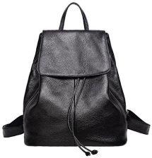 692de55ecaded Amazon BOYATU skórzany plecak dla kobiet Mini Daypack mała torba na ramię  torba podróżna