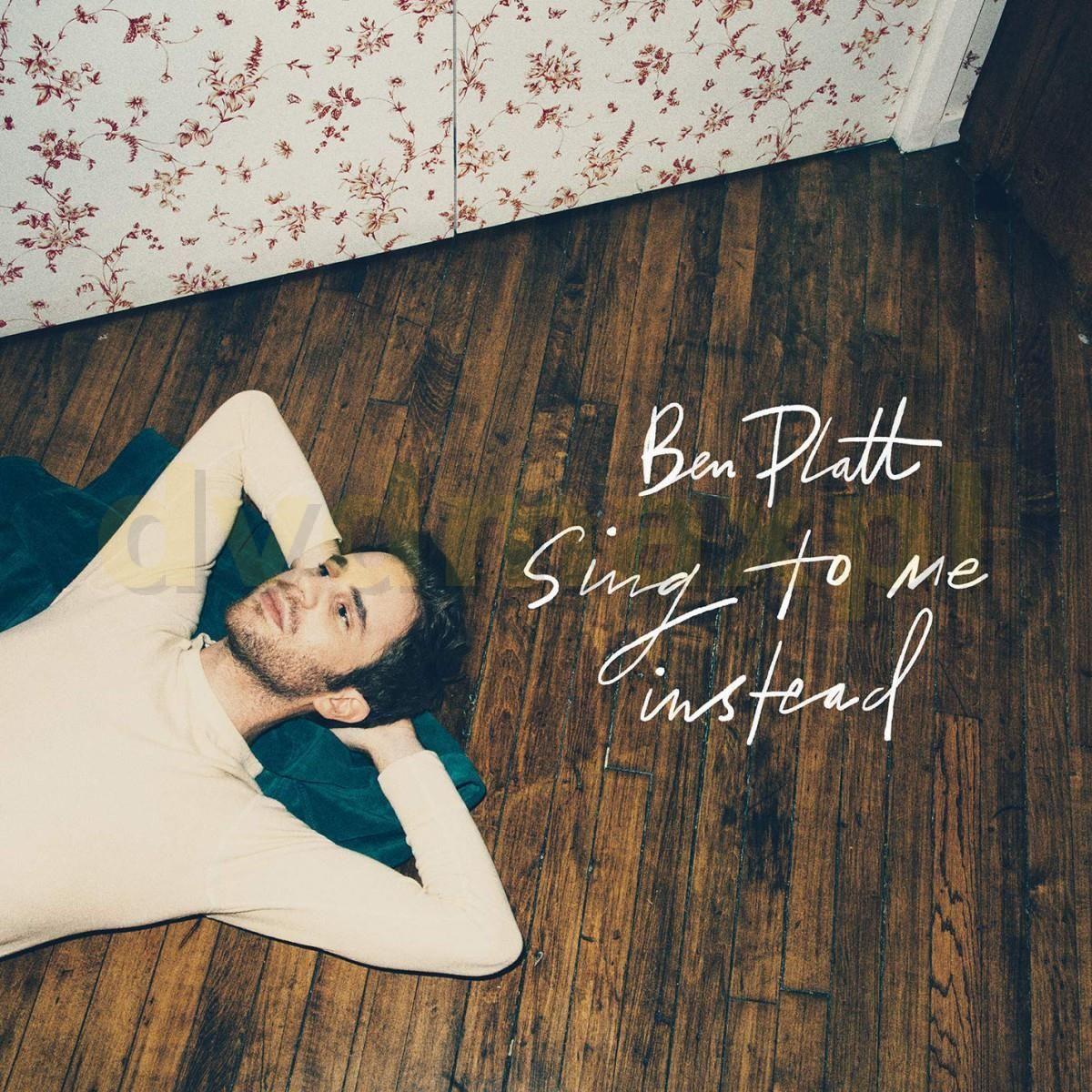 Znalezione obrazy dla zapytania Ben Platt - Sing to Me Instead