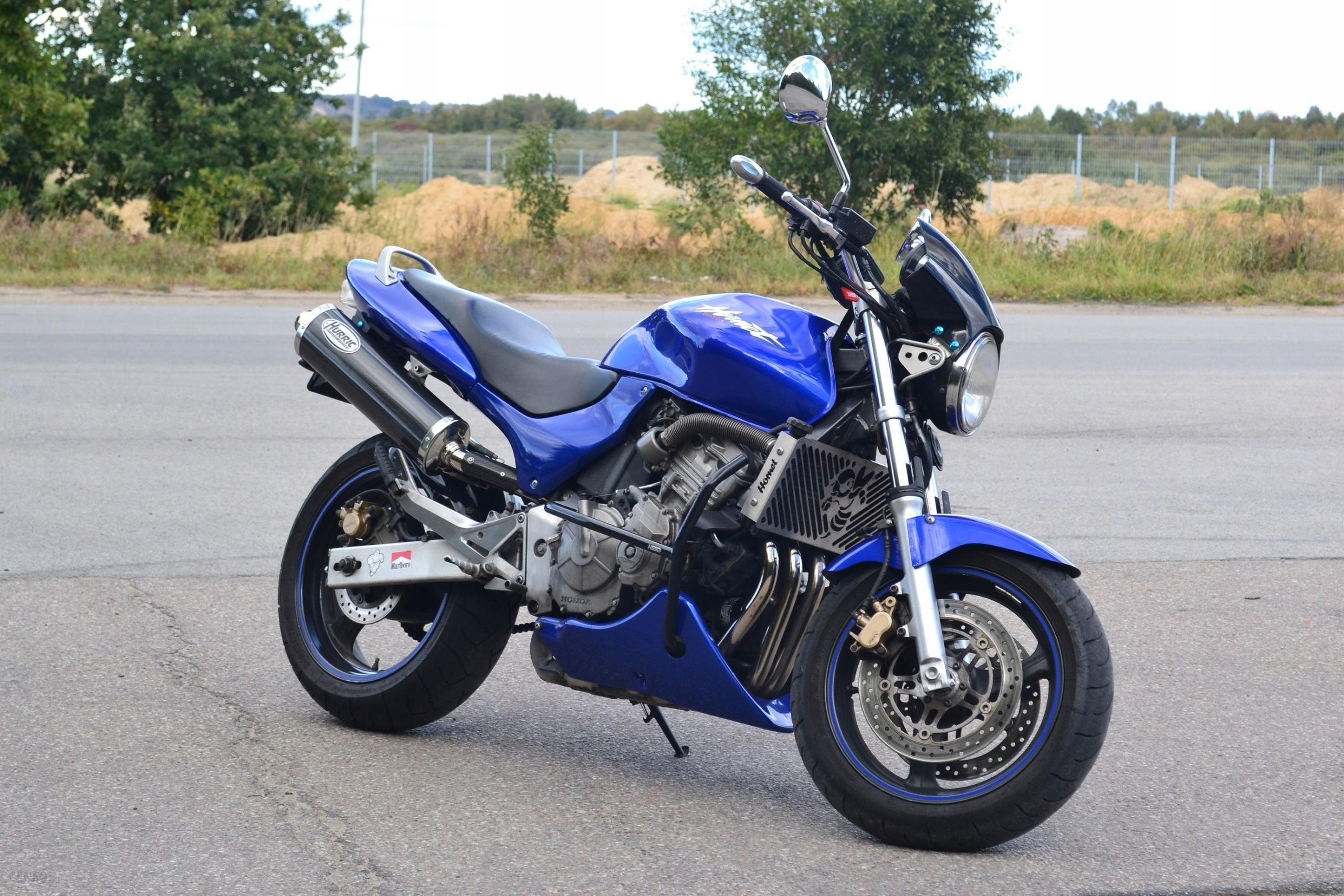 Honda Hornet 600 Kat A2 Opinie I Ceny Na Ceneo Pl