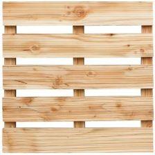 Wooder Podest Drewniany Tarasowy 40x40x34 Modrzew