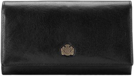 75c3c05ef5878 Wyjątkowy portfel damski monnari matowa skóra krokodylowy wzór ...