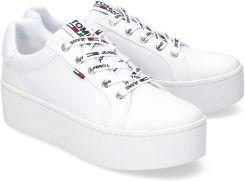 0eb1d3bc14b42 Tommy Hilfiger Jeans Flatform - Trampki Damskie - EN0EN00237 100