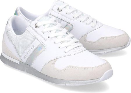 8b3d192a3c5e7 Tommy Hilfiger Iridescent Light - Sneakersy Damskie - FW0FW04100 901 ...