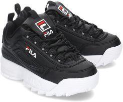 38262f753182b Fila Disruptor - Sneakersy Dziecięce - 1010567.25Y - Czarny - Ceny i ...