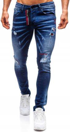 7fd92f9168f07 Spodnie męskie - Guess Jeans - Spodnie Los Angeles - Ceny i opinie ...