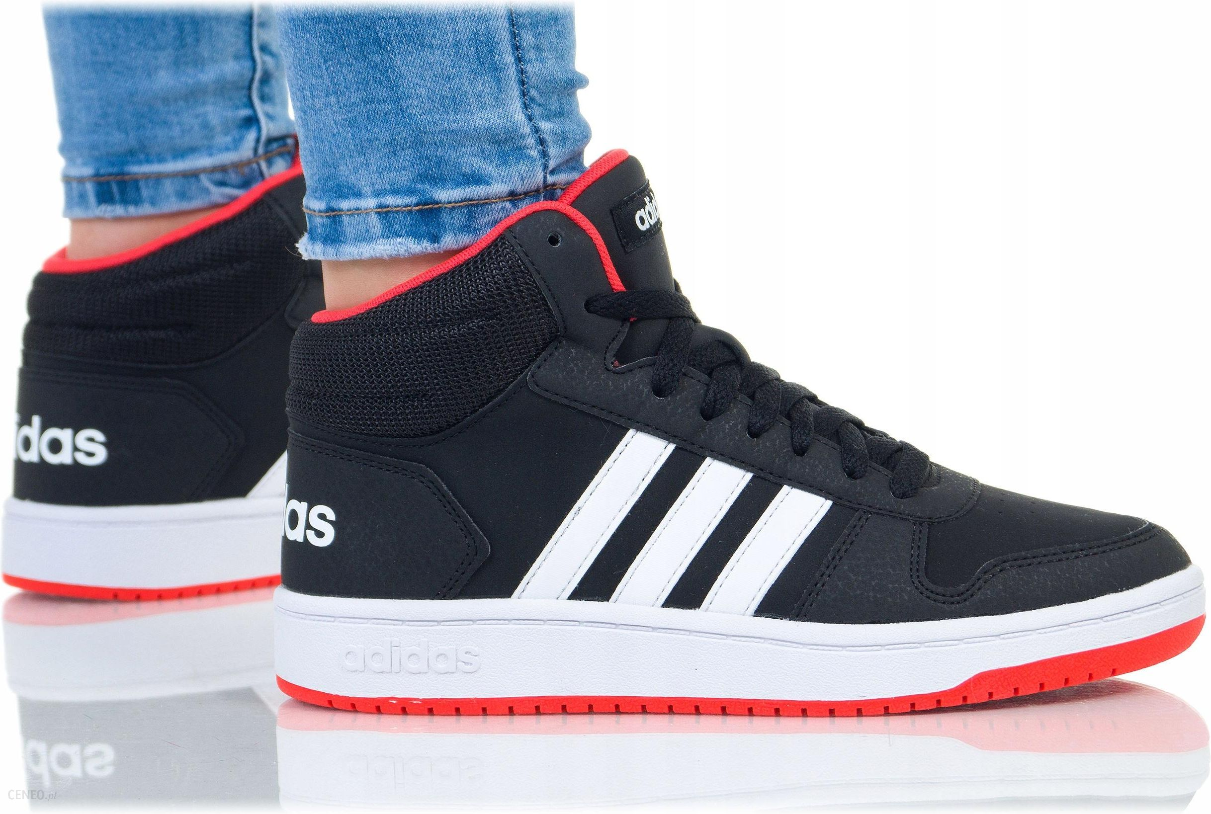 Buty Adidas Hoops MID 2.0 K B75743 R. 39 13 Ceny i opinie Ceneo.pl