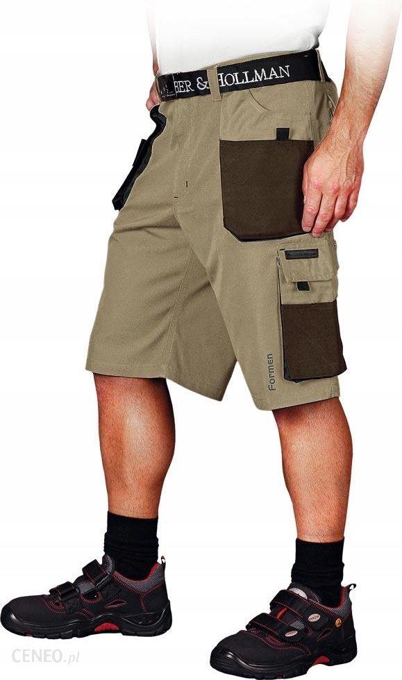 fec69155c8e6d1 Krótkie Spodenki Robocze Spodnie Monterskie R. S - Ceny i opinie ...