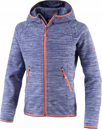 a29236995d5611 Lassie Dziewczęca bluza polarowa Fleece Jacket Neon Raspberry 098 ...