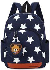 11e4431478d4f Amazon uworth gwiazdy dla malucha plecak dla dzieci do przedszkola chłopiec  niemowlak plecak szkolny plecak ciemny