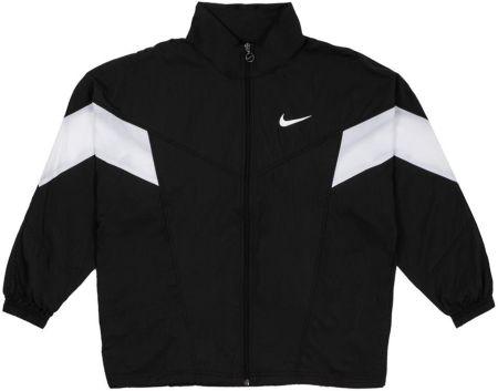 c45a29c09 Kurtka Damska Nike WMNS NSW Windrunner Jacket Throwback Black/White  (AR2847-011)