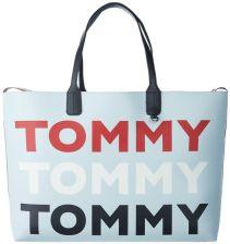 46101658747da Tommy Hilfiger Torba shopper z wyjmowaną saszetką zapinaną na zamek  błyskawiczny ...