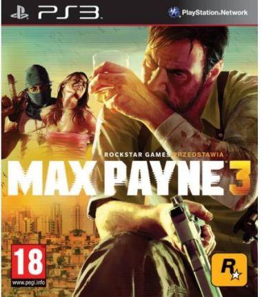 Max Payne 3 Gra Ps3 Ceneo Pl