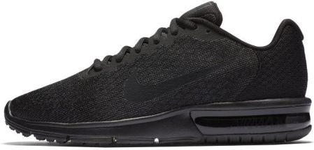 Buty Air Max Sequent 4 Nike (czarne) Ceny i opinie Ceneo.pl