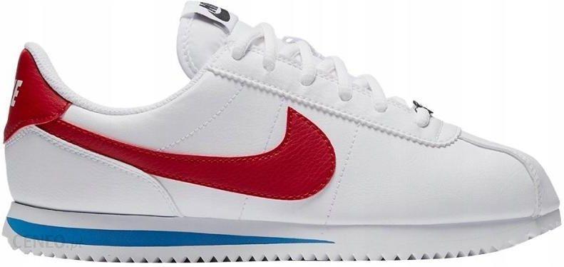 new concept 0c434 c3765 36,5 Buty Nike Cortez Basic 904764-103 Białe - Ceny i opinie - Ceneo.pl