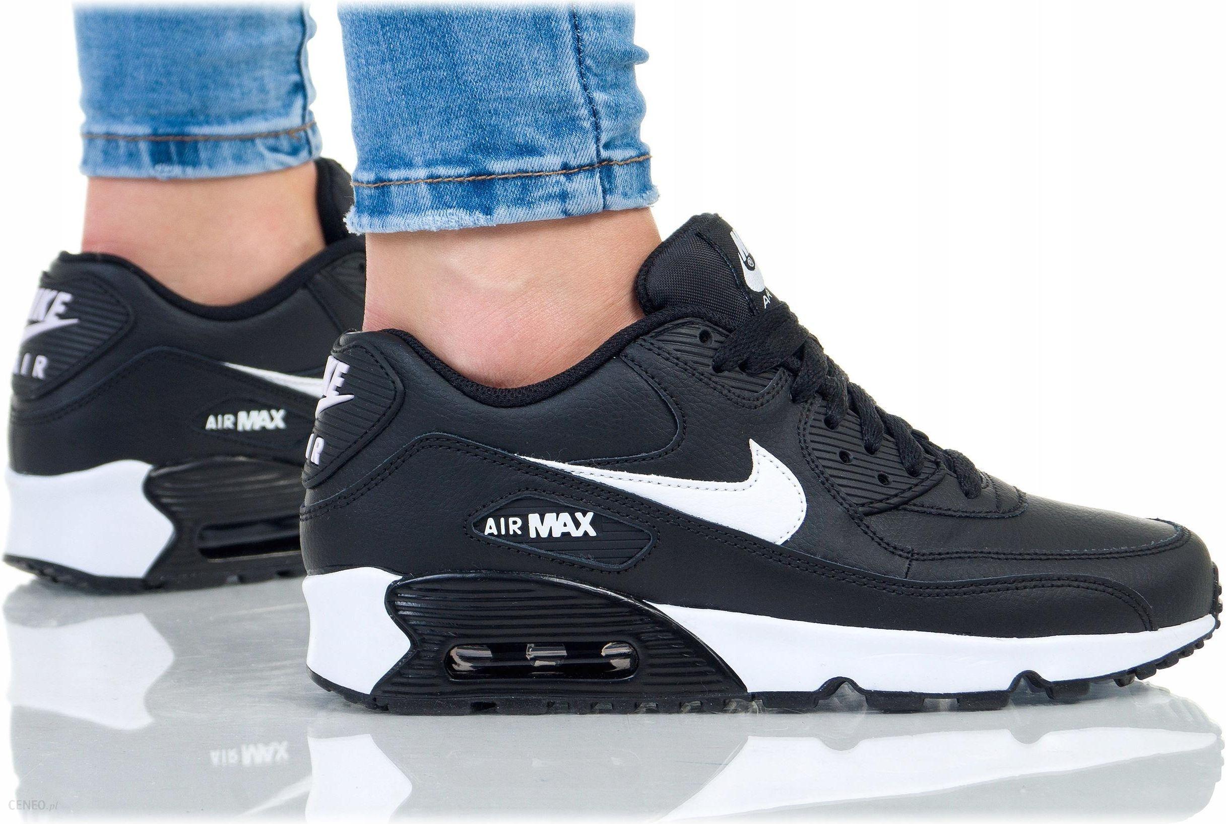 Buty Damskie, Dziecięce Nike Air Max 90 Ltr GS 833412 025