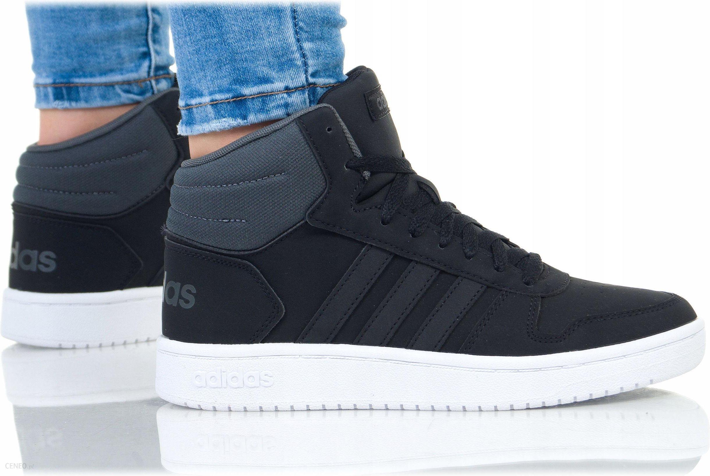 Buty Adidas Hoops Mid 2.0 czarne