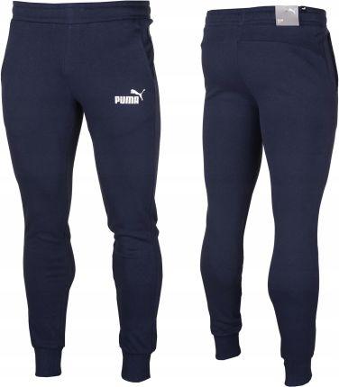 629c63d27d8c7 Adidas spodnie dresowe dresy męskie TIRO 19 XL 149,00zł. Puma spodnie  dresowe męskie Essentials r.L Allegro