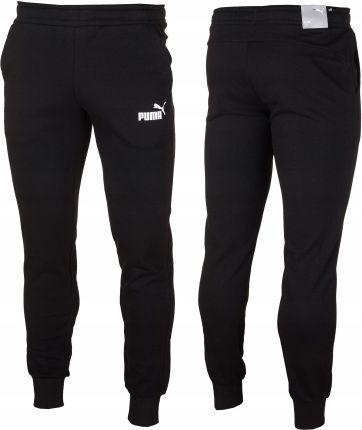 ef5caf78cd Puma spodnie dresowe męskie Essentials r.L Allegro
